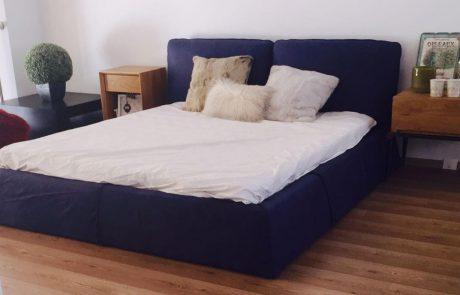 חדר שינה יוקרתי